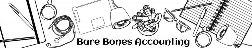 Bare Bone Accounting