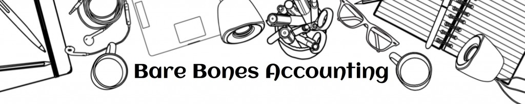 Bare Bones Accounting banner